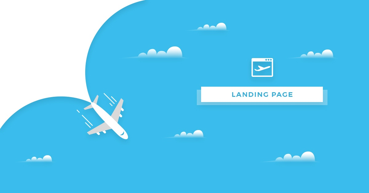 landing page, lead generation