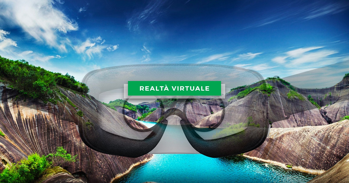Realtà Virtuale, VR
