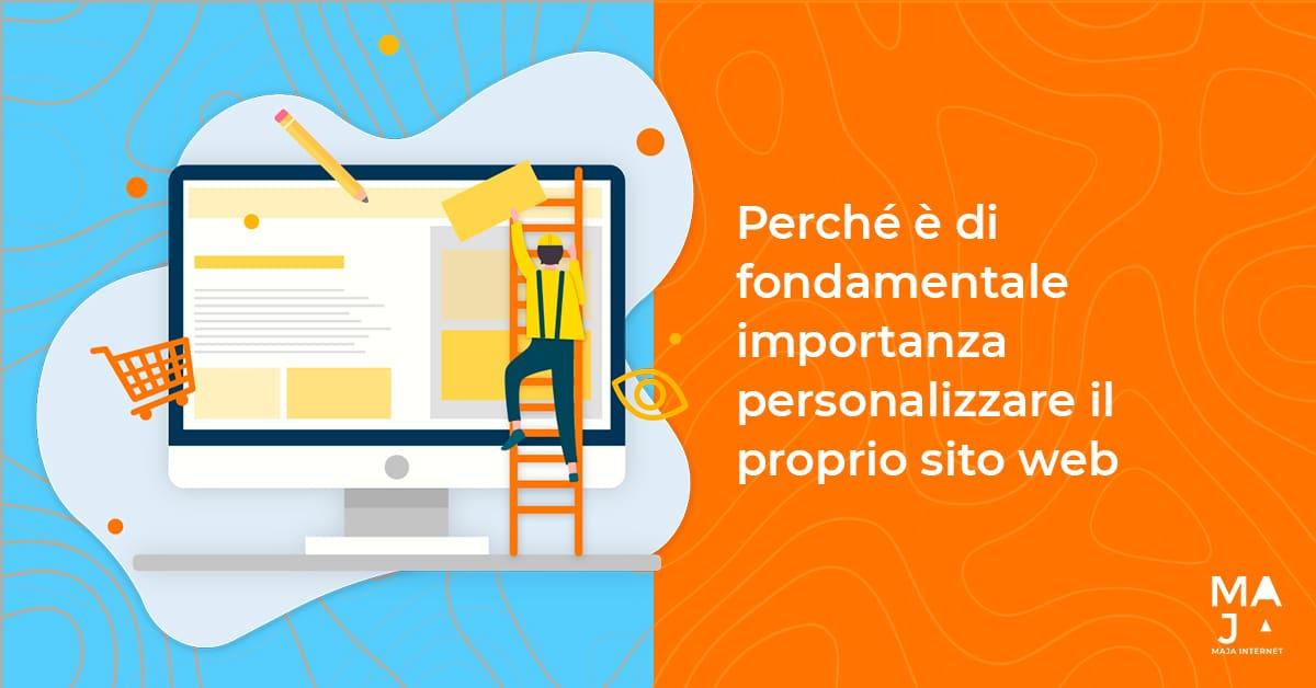 Majainternet Blog Sito Personalizzato