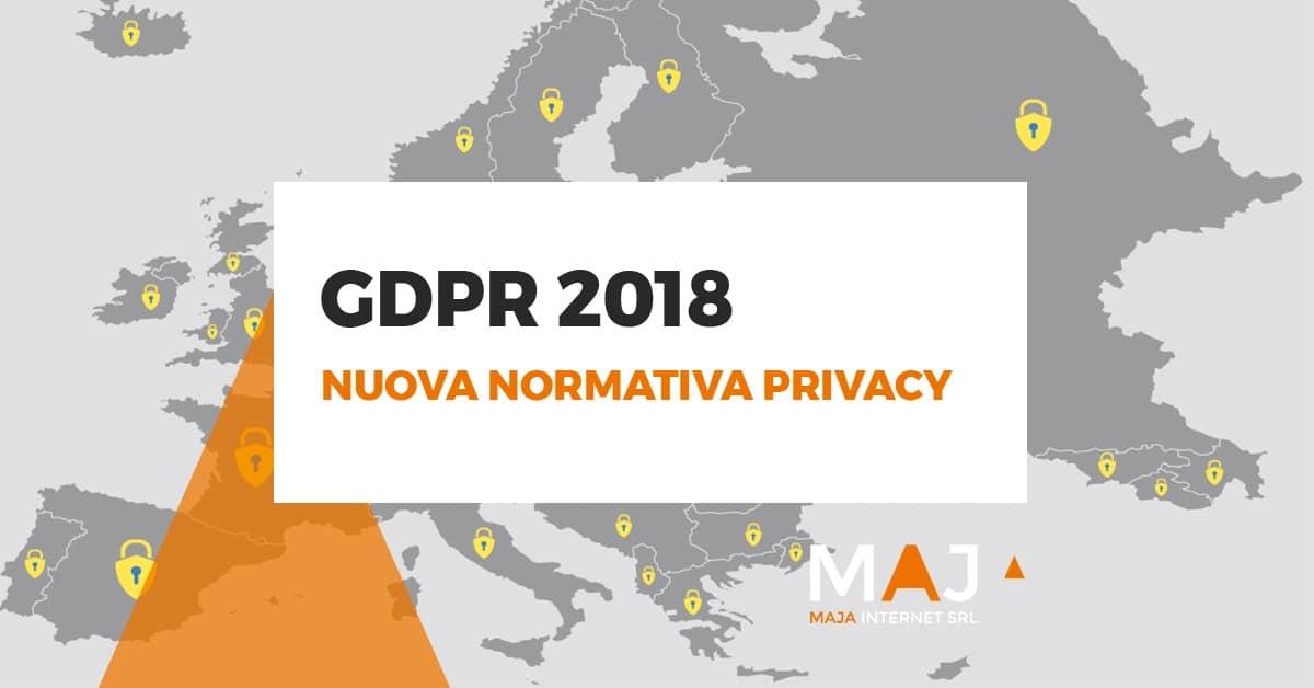 Nuovo GDPR 2018