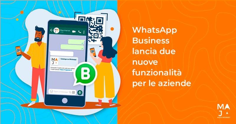 Majainternet Blog Whatsapp Business Funzionalita